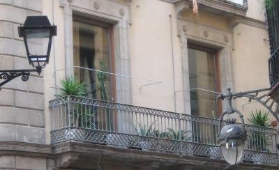 barrio gótico Barcelona, octubre 2010 004