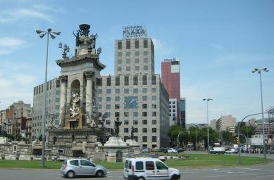 Catalonia hotels plaza España Barcelona