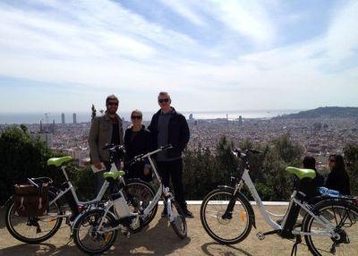 Rutas en bicicleta por Barcelona