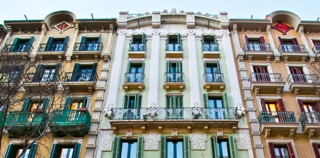 La fachada del nuevo Hotel Serhs Carlit.