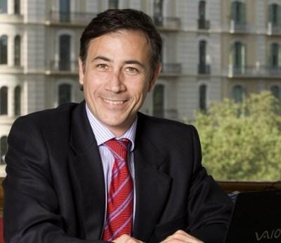 Xavier Espasa, director de la Agència Catalana de Turisme