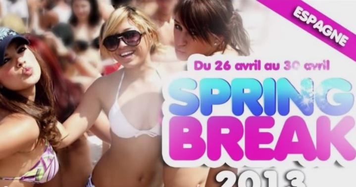 sprin break