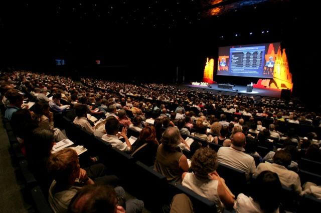 CCIB congresos barcelona