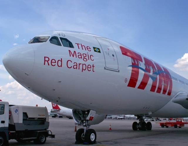 TAM A330 4