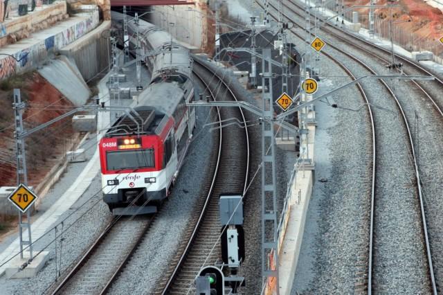 tren lanzadera aeropuerto barcelona