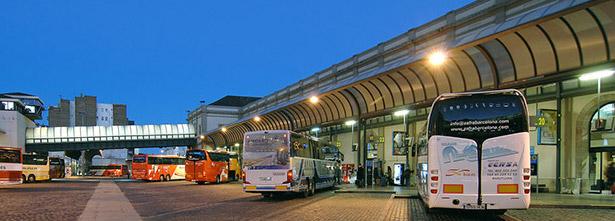 barcelona nord estación autobuses