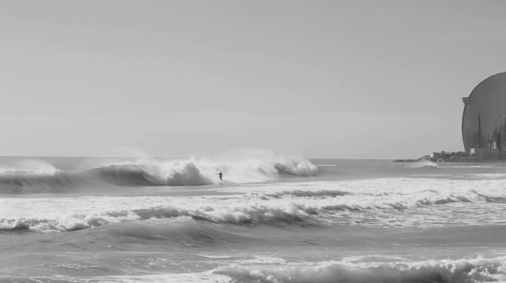 surf en barcelona
