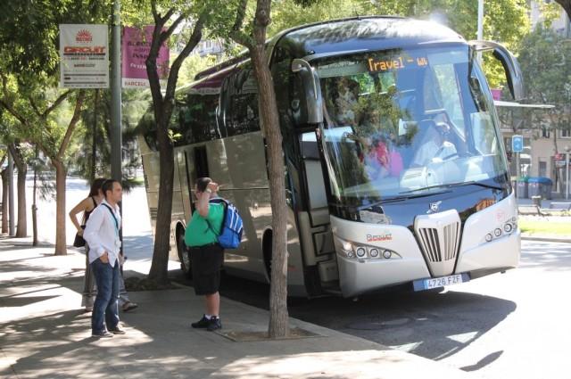 autocares turísticos barcelona