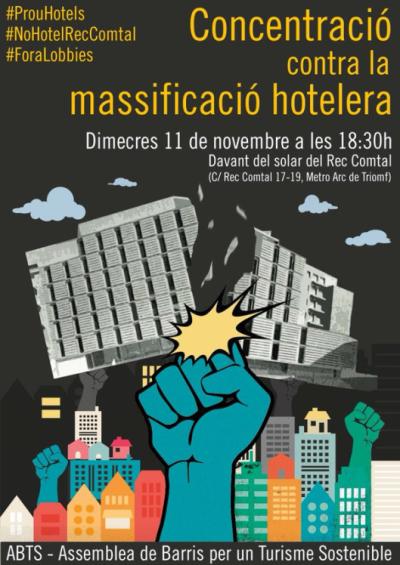 turismofobia barcelona