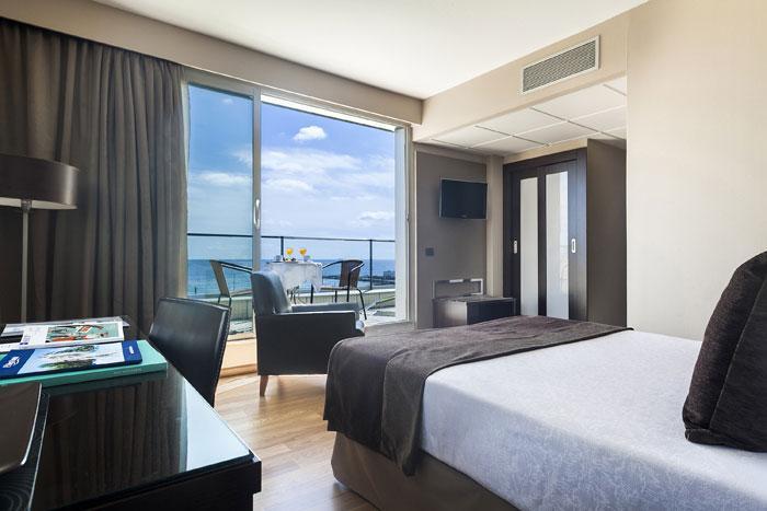 hotel front maritim barcelona best hotels