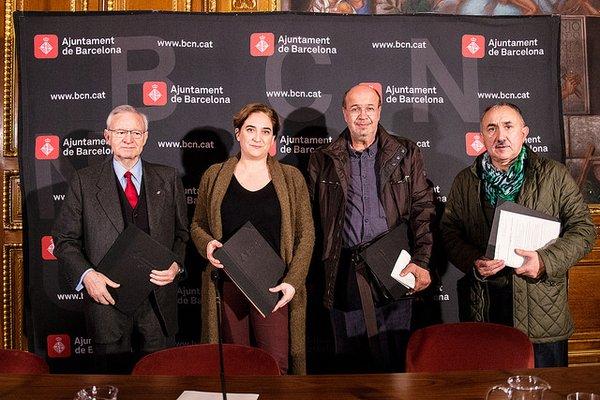 turisme barcelona acord sindicats
