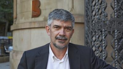 El concejal Agustí Colom.