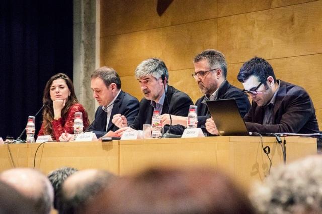 Reunión del Plan Estratégico de Turismo.