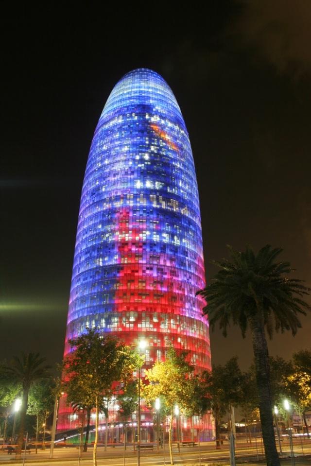 La Torre Agbar, Barcelona