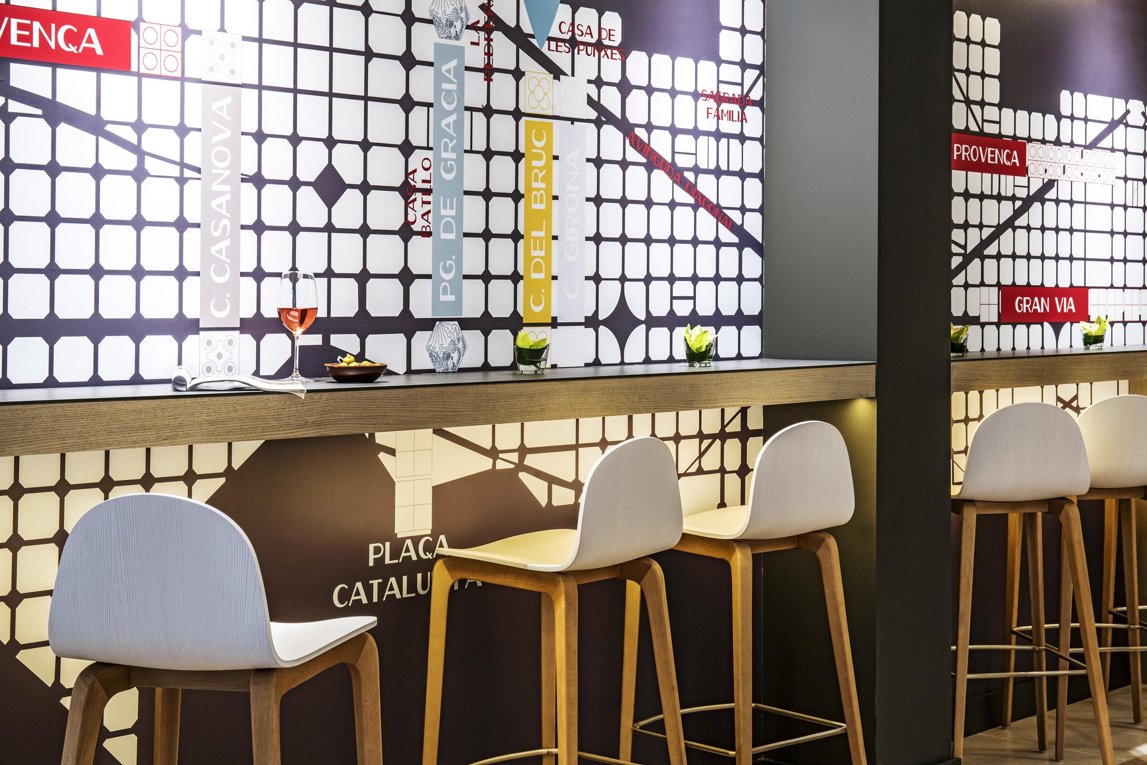 Accor abre el nuevo hotel ibis styles barcelona infotur for Ibis paseo del prado