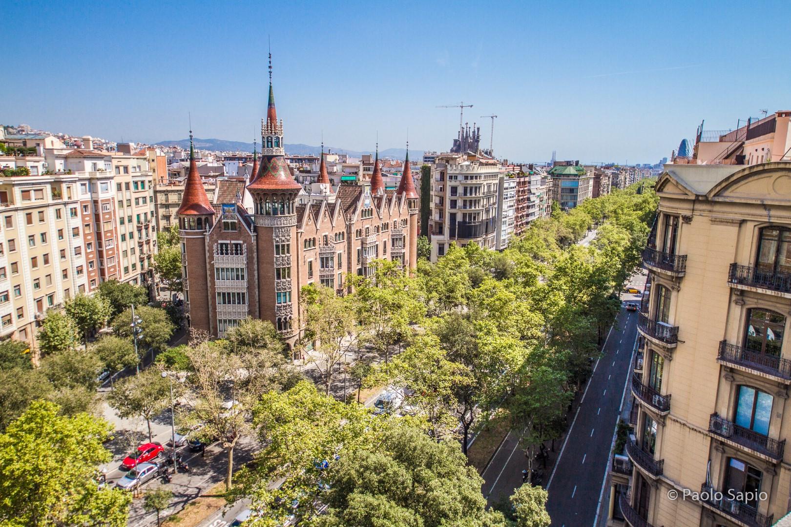 La casa de les punxes nuevo museo abierto en barcelona infotur barcelona - Casa de las punxes ...