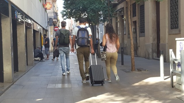 turistas-en-barcelona